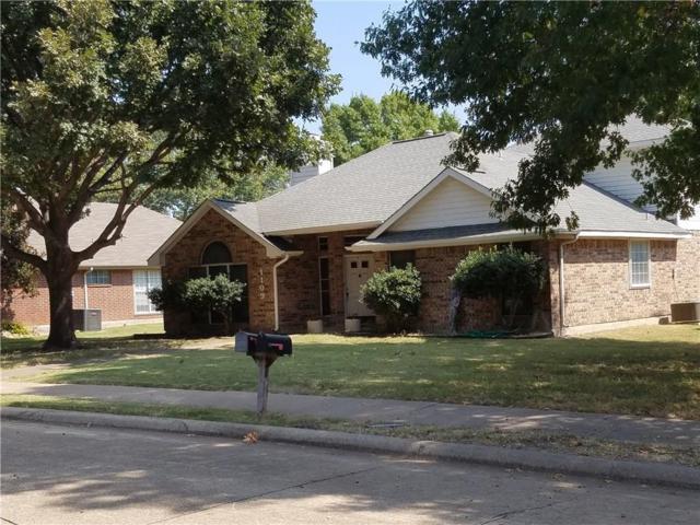 1109 Fairlawn Street, Allen, TX 75002 (MLS #13695378) :: Frankie Arthur Real Estate