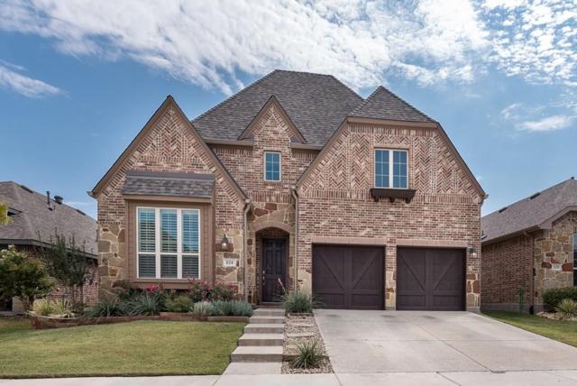 124 Lilypad Bend, Argyle, TX 76226 (MLS #13695637) :: MLux Properties