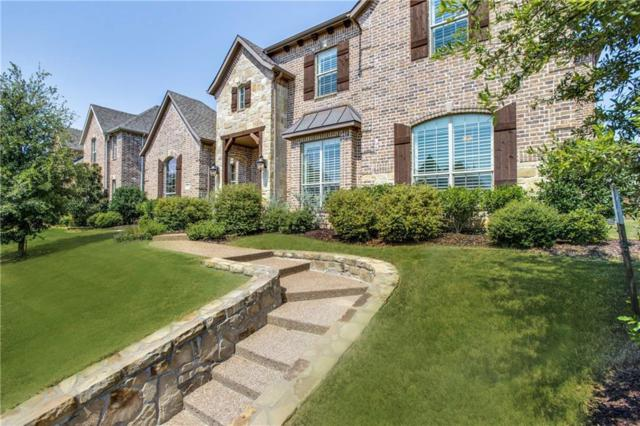 4034 Chevy Chase Lane, Frisco, TX 75033 (MLS #13695657) :: Frankie Arthur Real Estate