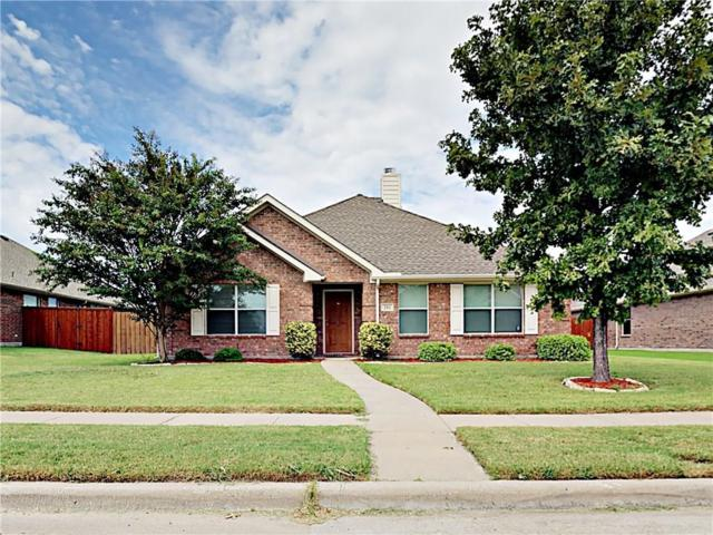 201 Shadybrook Drive, Wylie, TX 75098 (MLS #13695704) :: Exalt Realty