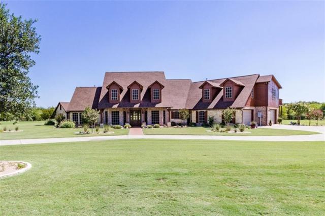 300 E Hickory Ridge Circle, Argyle, TX 76226 (MLS #13695763) :: MLux Properties