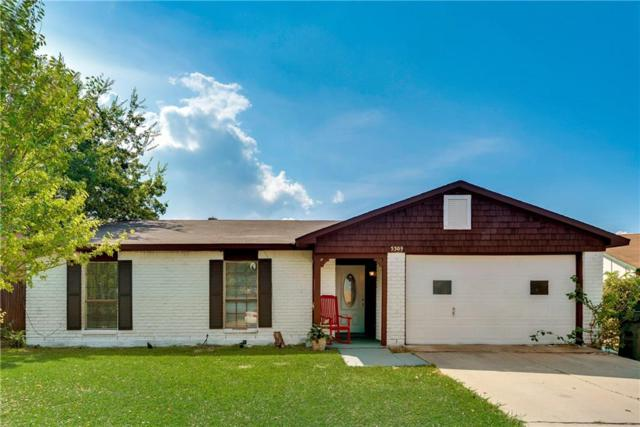 5309 Rutledge Court, The Colony, TX 75056 (MLS #13695795) :: The Cheney Group