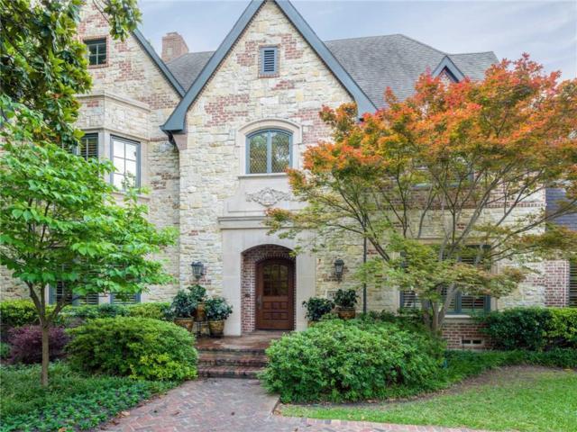 6122 Desco Drive, Dallas, TX 75225 (MLS #13695890) :: Robbins Real Estate