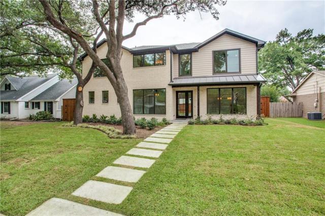 327 Crestover Drive, Richardson, TX 75080 (MLS #13695901) :: Kimberly Davis & Associates