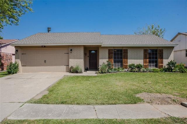 5305 Gibson Drive, The Colony, TX 75056 (MLS #13695950) :: The Cheney Group