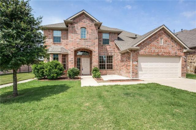 1916 Fair Parke Lane, Wylie, TX 75098 (MLS #13696115) :: Exalt Realty