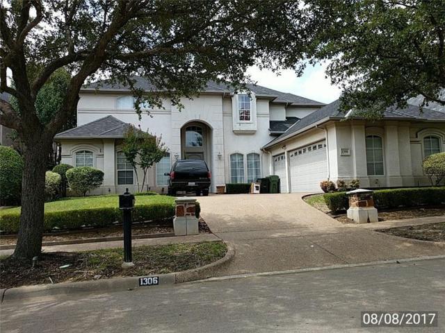 1306 Regency Court, Southlake, TX 76092 (MLS #13696215) :: Exalt Realty