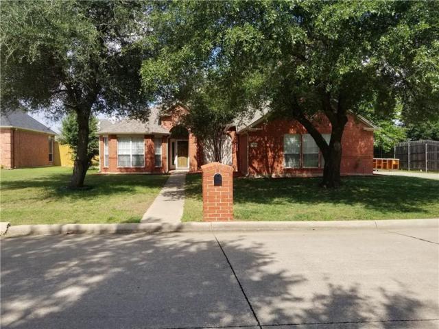 705 Saint Johns Drive, Mansfield, TX 76063 (MLS #13696225) :: Exalt Realty