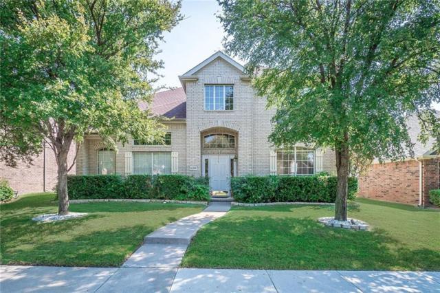 11300 Las Polamas Drive, Frisco, TX 75033 (MLS #13696236) :: Kimberly Davis & Associates