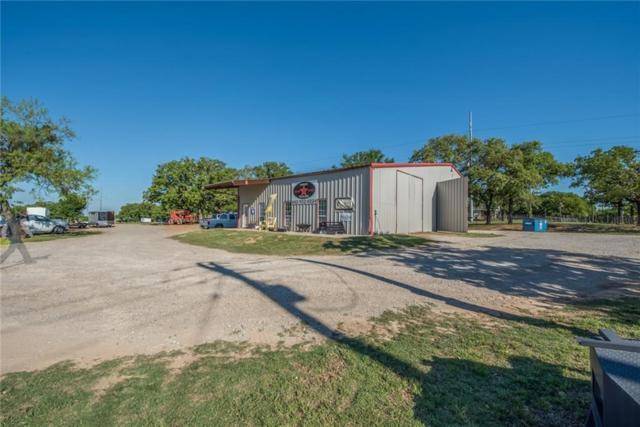 3100 B Ranger Highway, Weatherford, TX 76088 (MLS #13696243) :: The Real Estate Station