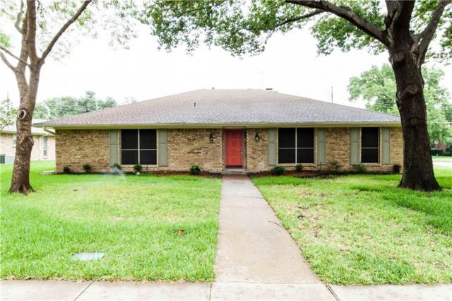 2906 Canyon Brook Drive, Richardson, TX 75080 (MLS #13696271) :: Kimberly Davis & Associates