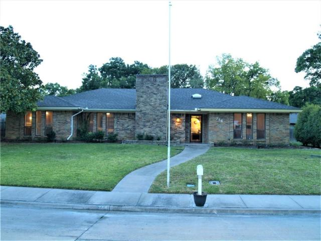 754 Knollridge Drive, Lewisville, TX 75077 (MLS #13696277) :: Kindle Realty