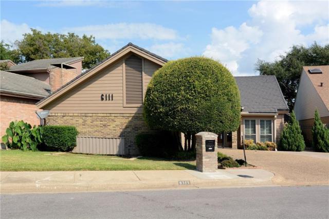 6111 Twin Oaks Circle, Dallas, TX 75240 (MLS #13696281) :: Robbins Real Estate