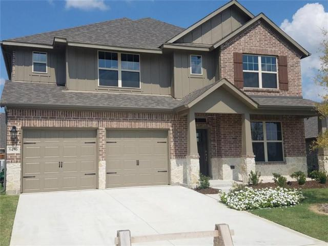 5450 Stockport Drive, Prosper, TX 76227 (MLS #13696289) :: Kimberly Davis & Associates