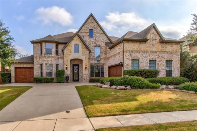 711 Buffalo Springs Drive, Prosper, TX 75078 (MLS #13696353) :: Kindle Realty