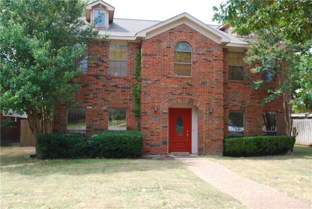 801 Creekside Lane, Allen, TX 75002 (MLS #13696485) :: Frankie Arthur Real Estate
