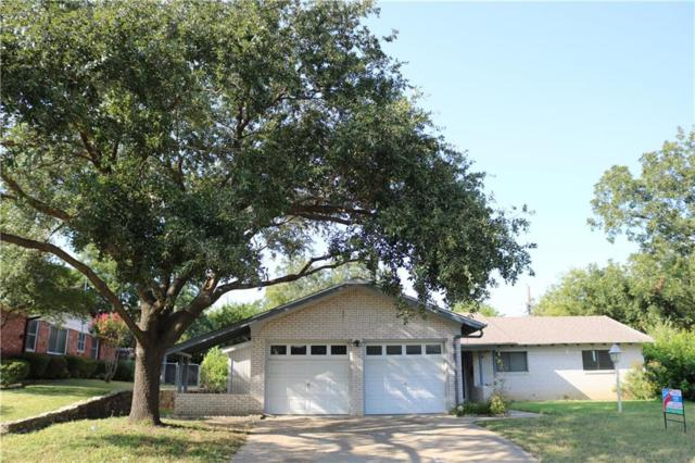 8032 Pinewood Drive, Benbrook, TX 76116 (MLS #13696497) :: Potts Realty Group