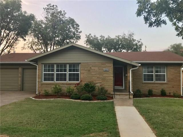 1502 Ridgeway Circle, Breckenridge, TX 76424 (MLS #13696578) :: Team Tiller
