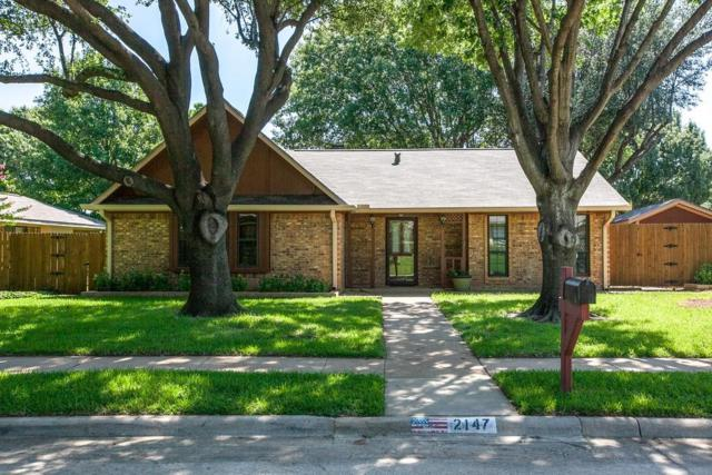 2147 Robin Road, Lewisville, TX 75077 (MLS #13696646) :: Kindle Realty