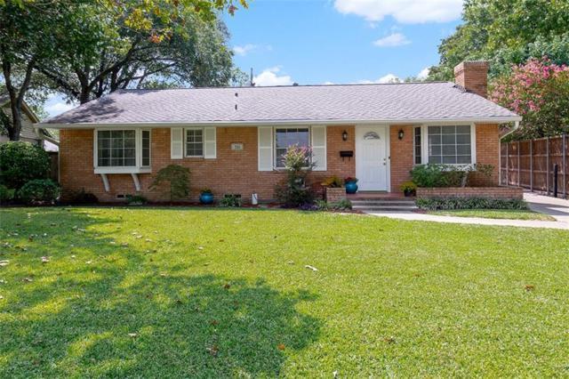 735 Greenleaf Drive, Richardson, TX 75080 (MLS #13696682) :: Robbins Real Estate