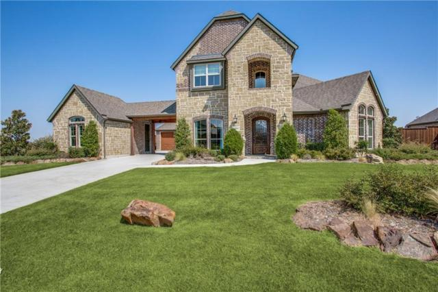 1261 Saint Peter Lane, Prosper, TX 75078 (MLS #13696700) :: The Cheney Group