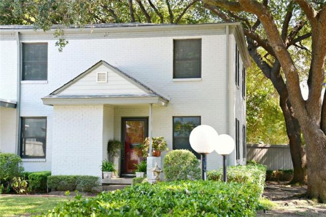 4902 N Hall Street, Dallas, TX 75235 (MLS #13696740) :: Frankie Arthur Real Estate