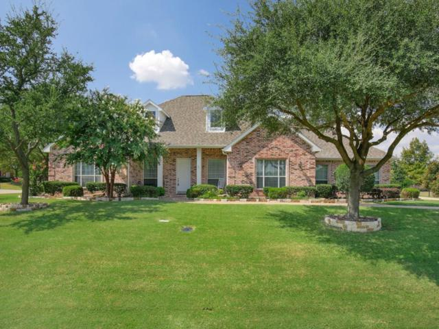 5807 Overton Drive, Parker, TX 75002 (MLS #13696787) :: Exalt Realty