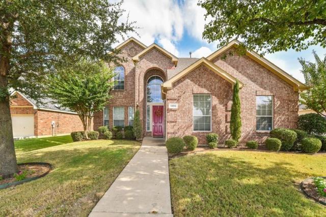 1309 Rosebrook Drive, Mansfield, TX 76063 (MLS #13696806) :: Exalt Realty