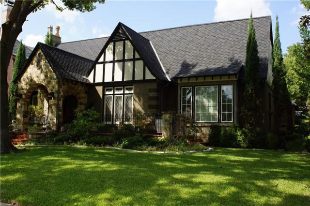 4504 Versailles Avenue, Highland Park, TX 75205 (MLS #13696880) :: Robbins Real Estate