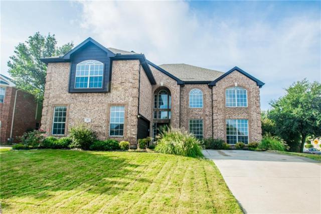 313 Ravenna Road, Lake Dallas, TX 75065 (MLS #13696900) :: Frankie Arthur Real Estate