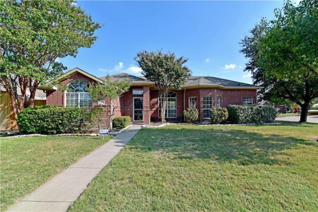 111 Villanova Circle, Forney, TX 75126 (MLS #13696926) :: Exalt Realty