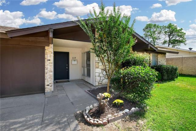 117 Edgewood Drive, Lewisville, TX 75067 (MLS #13696944) :: The Rhodes Team
