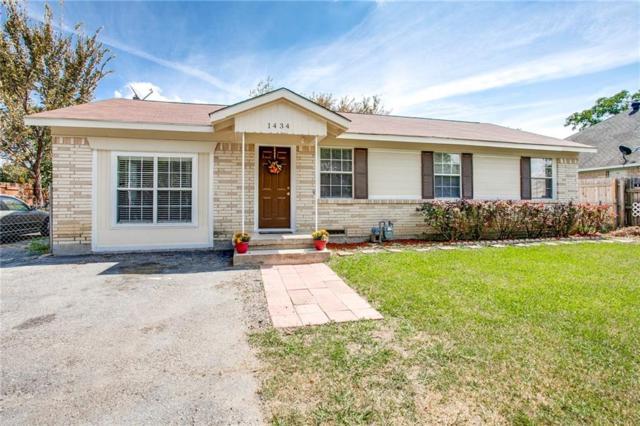 1434 Tempest Drive, Dallas, TX 75217 (MLS #13696970) :: Frankie Arthur Real Estate