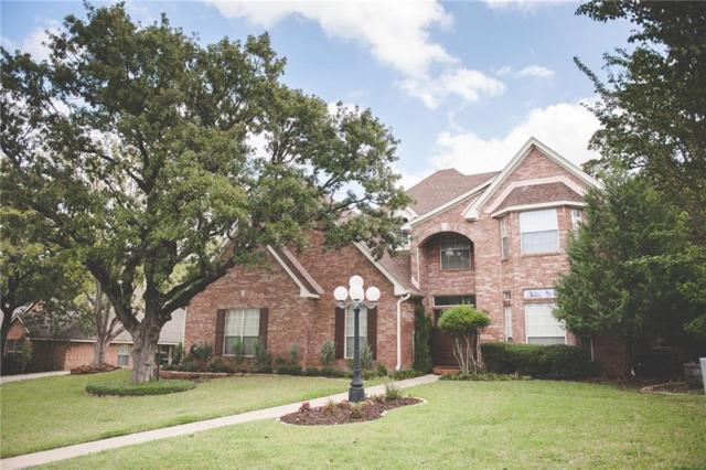 1537 Valley Creek Road, Denton, TX 76205 (MLS #13697012) :: Team Tiller