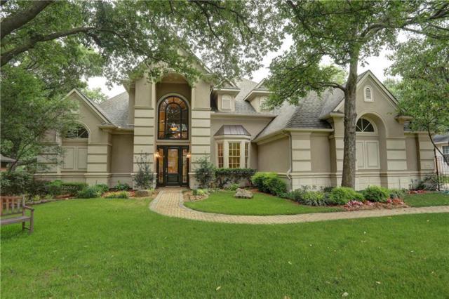 6806 Glendora Avenue, Dallas, TX 75230 (MLS #13697053) :: Robbins Real Estate