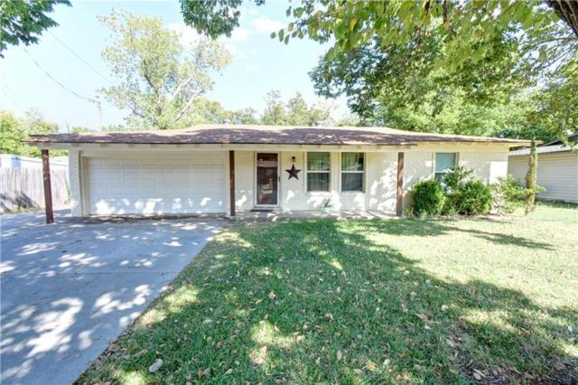 1027 Usher Street, Benbrook, TX 76126 (MLS #13697063) :: Potts Realty Group