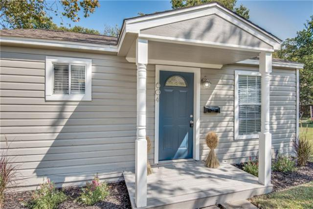 604 N Benge Street, Mckinney, TX 75069 (MLS #13697114) :: Exalt Realty
