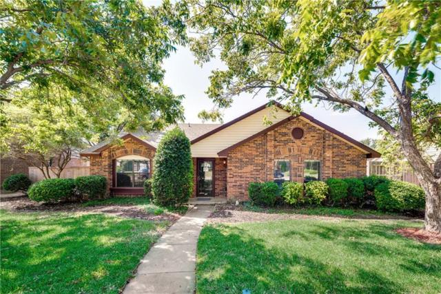 552 Fisher Drive, Allen, TX 75002 (MLS #13697275) :: The Cheney Group