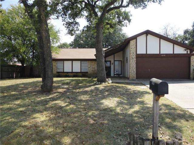 8320 Oak Court, North Richland Hills, TX 76182 (MLS #13697295) :: The Real Estate Station
