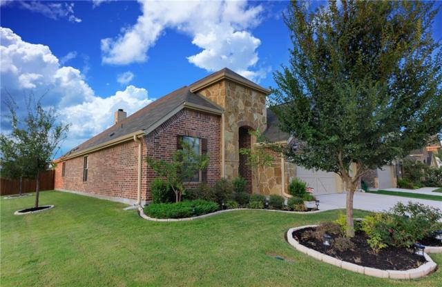 11601 Parade Drive, Frisco, TX 75034 (MLS #13697324) :: Kindle Realty
