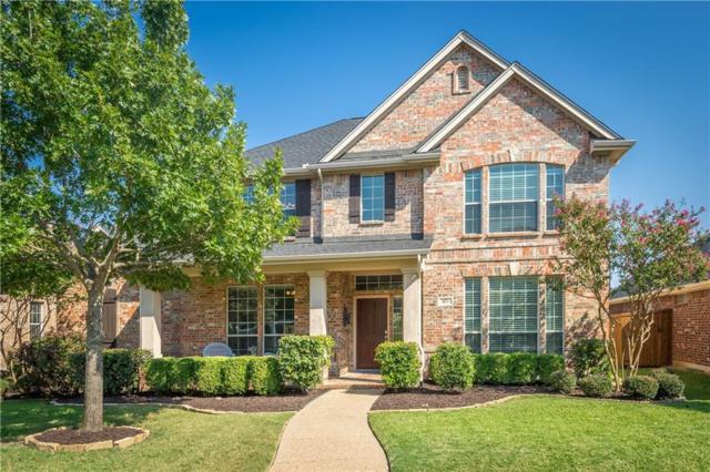 853 Winchester Drive, Lewisville, TX 75056 (MLS #13697338) :: The Rhodes Team