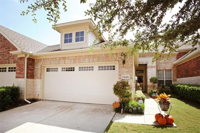 2820 Fordham Road, Plano, TX 75025 (MLS #13697387) :: MLux Properties