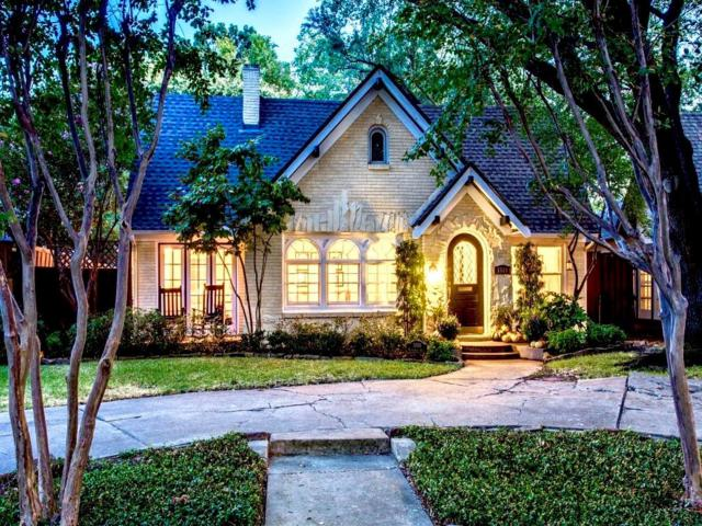 5510 Ridgedale Avenue, Dallas, TX 75206 (MLS #13697406) :: Robbins Real Estate
