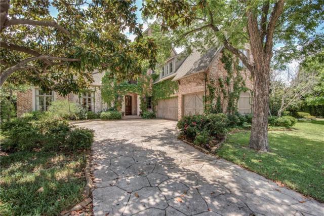 6728 Aberdeen Avenue, Dallas, TX 75230 (MLS #13697415) :: Robbins Real Estate