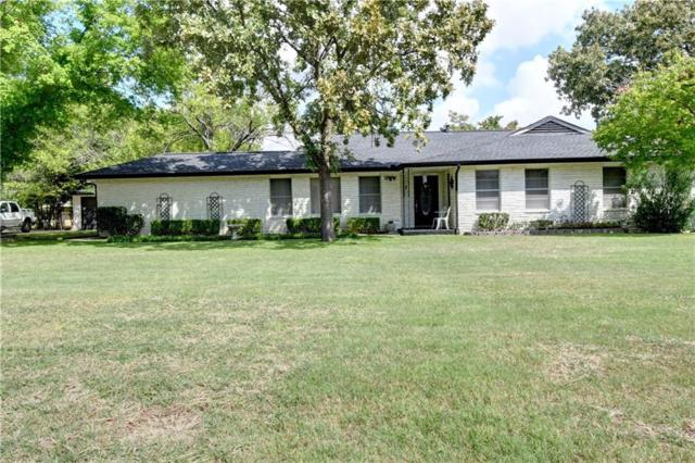 8208 Llano Avenue, Benbrook, TX 76116 (MLS #13697469) :: Potts Realty Group