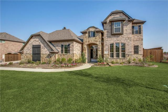701 Sunbury Lane, Prosper, TX 75078 (MLS #13697475) :: The Cheney Group
