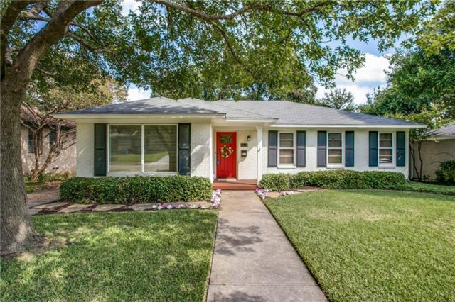 6541 Winton Street, Dallas, TX 75214 (MLS #13697482) :: Robbins Real Estate