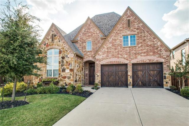 6361 Plum Creek Road, Frisco, TX 75034 (MLS #13697555) :: Kindle Realty