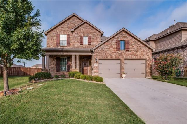1320 Wheatear Drive, Little Elm, TX 75068 (MLS #13697594) :: Kindle Realty