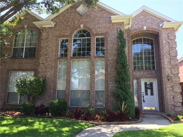 4020 Kirkmeadow Lane, Dallas, TX 75287 (MLS #13697601) :: Robbins Real Estate